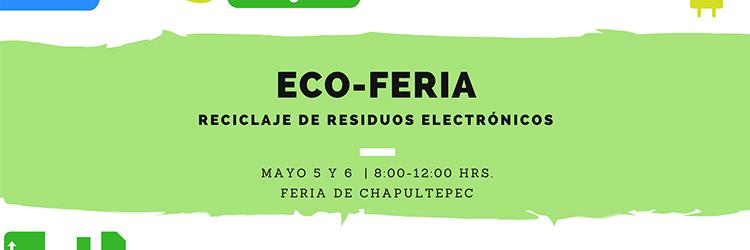 ¡Participa en la Eco-Feria!